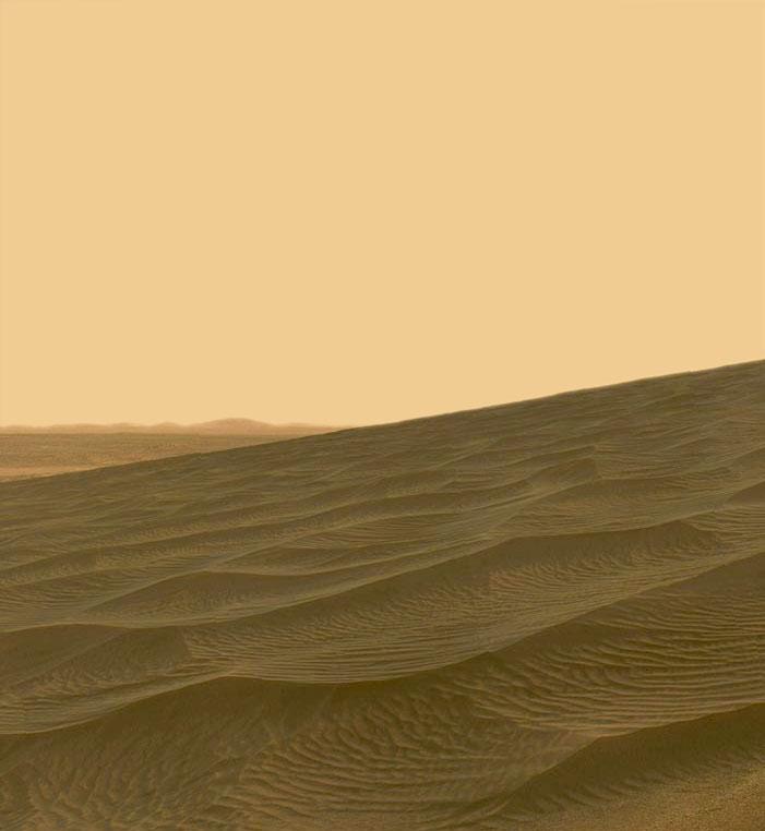 Mars-dune-sea