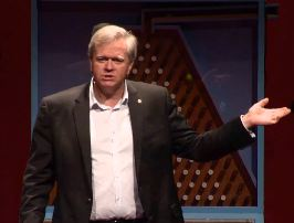 What do polls and climate change have in common? It's not what you think! Brian Schmidt at TEDx Canberra