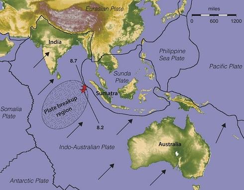 Risultati immagini per Australia continues to move slowly northward