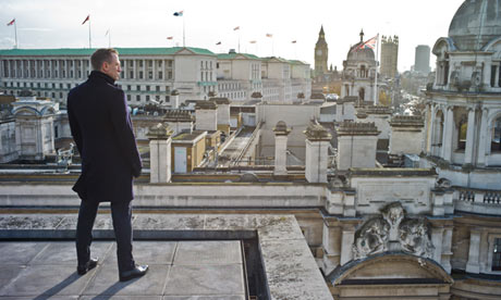 Skyfall. Original source: The Guardian. Photograph: Francois Duhamel