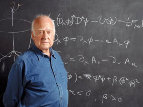 Prof Peter Higgs