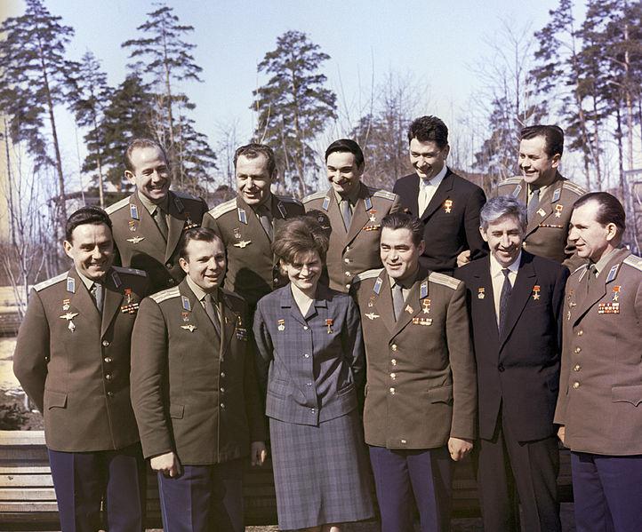 Soviet cosmonauts