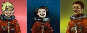 7 women astronauts