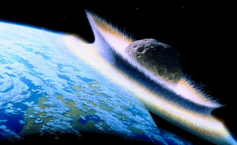 Asteroid Impact 2013 - Pics about space