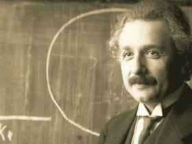 Albert Einstein, 1921