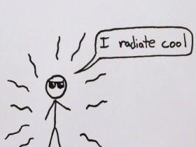 radiate cool