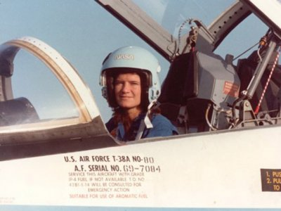Sally Ride - Pilot (Image Credit NASA)