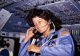 sally ride shuttle