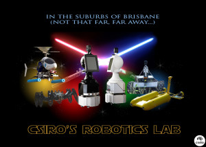 Celebrating Global Star Wars Day by unveiling the next generation of robotics research