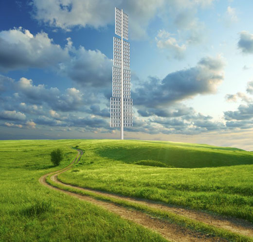 A sunny future for renewable energy?