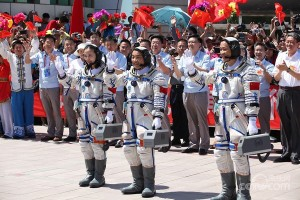 Shenzhou 10: another step in China's 'Long March' into space