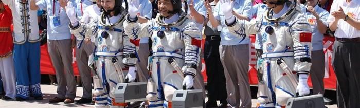 Shenzhou 10 crew