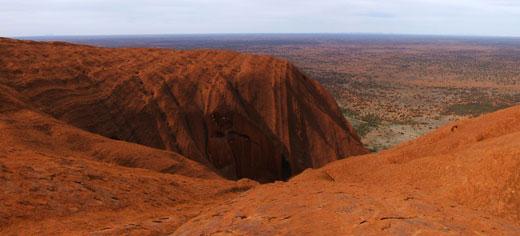 Uluru view!