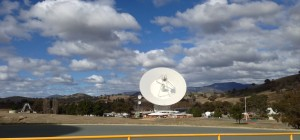 Space Open Day at the Canberra Deep Space Communication Complex