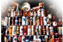 Energydrinks-collection