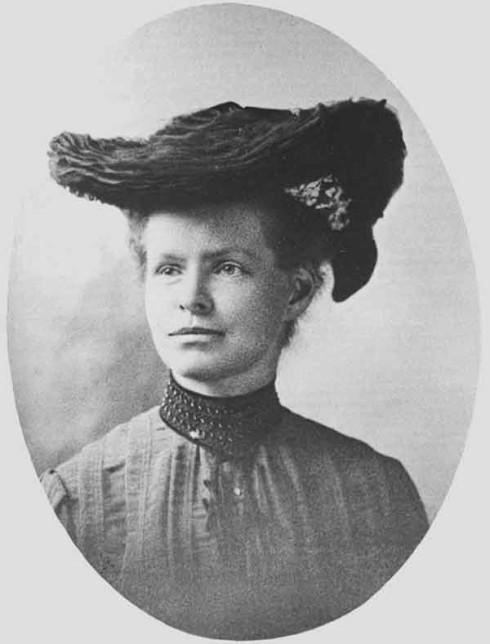 Image source: http://en.wikipedia.org/wiki/File:Nettie_Stevens.jpg