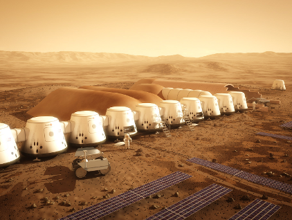 mars one pic