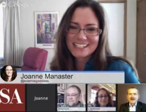 Interview with Joanne Manaster – a multipassionate scientist